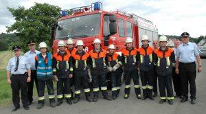 08.07.2016 Leistungsprüfung der Freiw. Feuerwehr